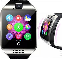 Смартчасы SmartWatch Q18 розумні Годинник годинник смартвоч, фото 3