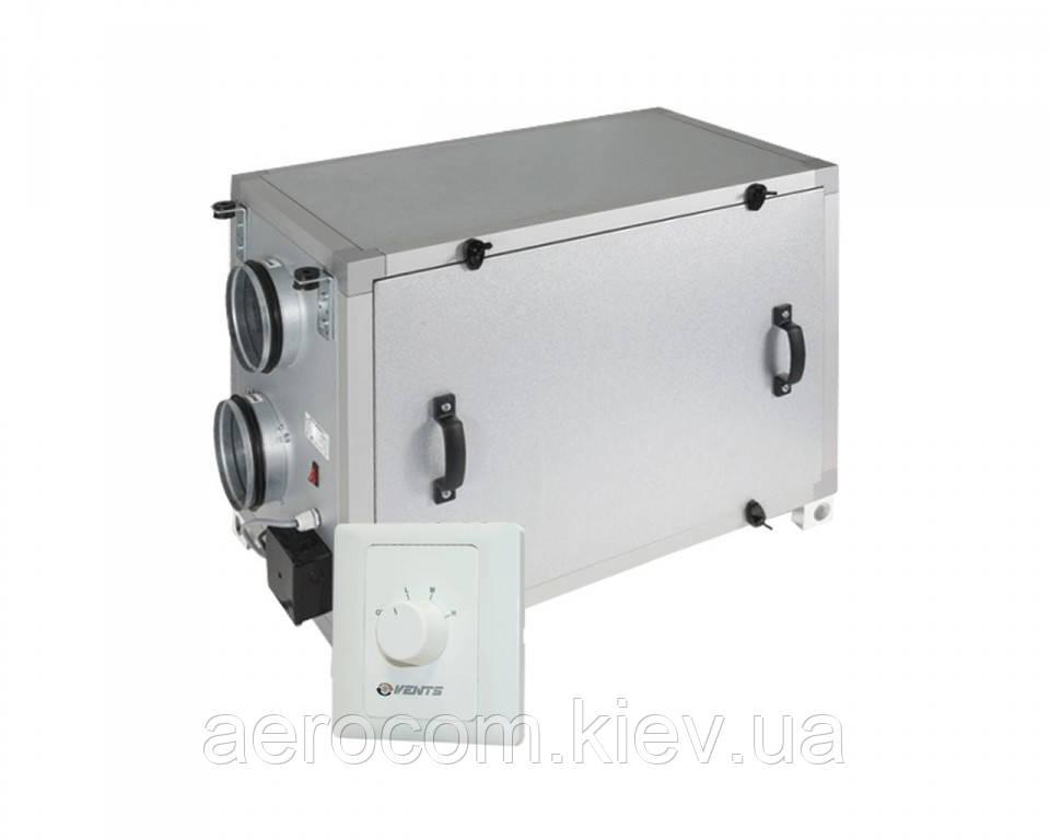 Приточно-вытяжная установка с рекуперацией ВУТ 1000 Г