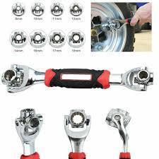 Универсальный ключ Universal Wrench 48 инструментов в 1