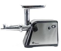 Электромясорубка с соковыжималкой с насадками и теркой Domotec, фото 2
