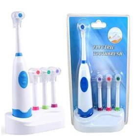Электрическая зубная щетка Electric Toothbrush с насадками