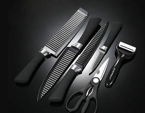 Кухонний набір ножів Zepter 6 предметів, фото 2