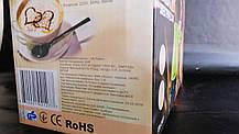 Електрична кавоварка, турка 600 Вт, фото 3