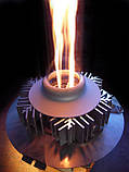 Газовий вуличний обігрівач Italkero DolceVita, 10,4 кВт, фото 2