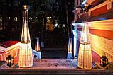 Газовий вуличний обігрівач Italkero DolceVita, 10,4 кВт, фото 9
