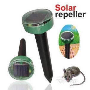 Відлякувач гризунів, Кротів) MOUSE EXPELLER SOLAR, фото 2