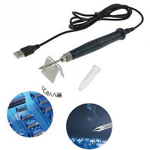 Паяльник USB, юсб паяльник 8W, фото 2