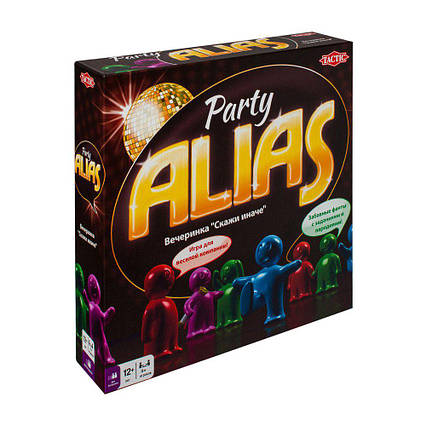 Tactic Паті Еліас Party Alias 53365