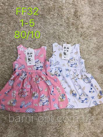 Платья на девочек оптом,S&D, 1-5 рр., фото 2