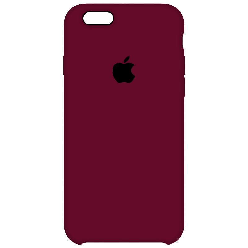 Чехол Silicone Case для Apple iPhone 6, 6s 66