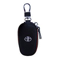 Чехол (наушники/ключи) LEATHER BRANDS Toyota