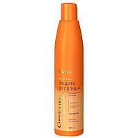 """Шампунь """"Защита от солнца"""" для всех типов волос Estel Professional Curex Sun Flower 300 мл (4606453025599)"""