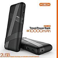 АКБ PowerBank MOXOM MCK-016 (10000 mAh) черный