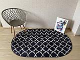 """Безкоштовна доставка!Турецький килим у спальню """"Візерунок"""" 140х190см., фото 2"""