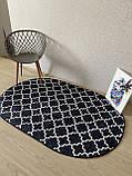 """Безкоштовна доставка!Турецький килим у спальню """"Візерунок"""" 140х190см., фото 3"""