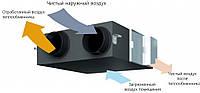 Приточно-вытяжная установка с рекуперацией Daikin VAM150FA