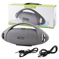 Bluetooth-колонка HOPESTAR-H37, StrongPower, c функцией speakerphone, радио, grey