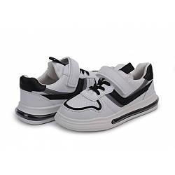 Кросівки Мышонок, Белый с черным, 37, 23,5см