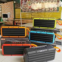 Колонка Bluetooth LP-V1 оранжевый
