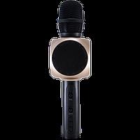 Колонка-Микрофон Bluetooth YS-82 золотой