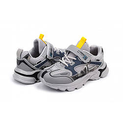 Кросівки 029-161L.GRAY, серый, 37
