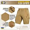 M-Tac шорти Aggressor Summer Flex Coyote, фото 8