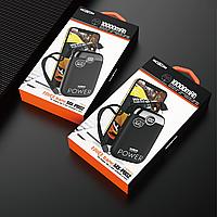 АКБ PowerBank MOXOM MX-PB02 (10000 mAh) черный