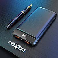 АКБ PowerBank MOXOM MX-PB03 (10000 mAh) черный