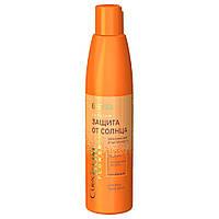 """Бальзам """"Захист від сонця"""" для всіх типів волосся Estel Professional Curex Sun Flower Balm 250 мл (4606453025605)"""
