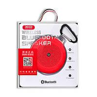 Колонка Bluetooth XO F1 Mini красный