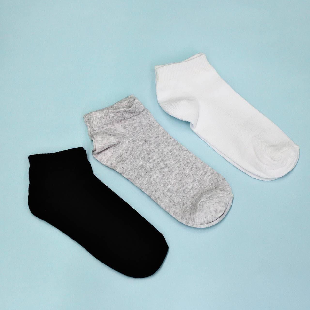 Набір 10 пар шкарпеток короткі