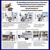 Медицинская Функциональная Электрическая Кровать Stiegelmeyer Vertica Hospital Bed, фото 4