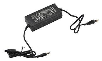 Блок живлення адаптер 12V 8A з кабелем живлення 5.5x2.5 мм (0332)