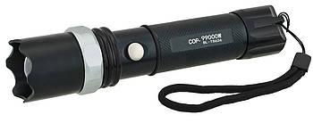 Тактичний ручний ліхтарик COP BL-T8626 з зуммом (3651)
