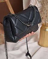 Кроссбоди женская сумка натуральная кожа Италия Итальянская женская кожаная сумка через плечо, фото 1