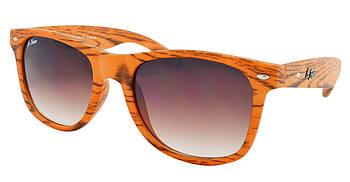 Стильні сонцезахисні окуляри Beach Force Wayfarer BF506K A261-477 + чохол