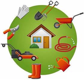 Товари для будинку й саду