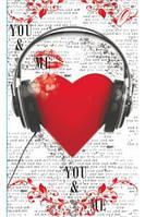 Записная книжка 160 листов Перышко А6 писчая бумага 55г/м2  в клетку обложка полноцветн ЗВ-29 Бриск