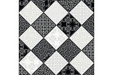 Линолеум Juteks Strong Plus Chess 4_990D 3 м