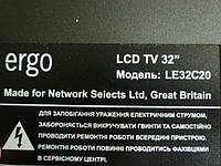 Платы от LCD TV ERGO LE32C20