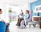 Медицинская Функциональная Электрическая Кровать Stiegelmeyer Vertica Hospital Bed, фото 5