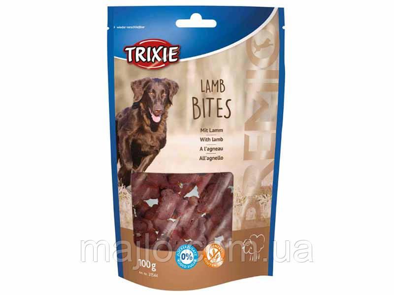 Лакомство для собак Trixie 31544 Lamb Bites с бараниной 100 г