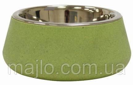Миска Croci Bamboo Tierra зелена 472 мл