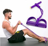 Многофункциональный тренажер для фитнеса Pull Reducer. Для тренировок мышц рук, ног, живота и спины