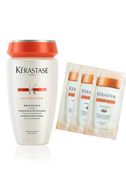 KERASTASE - Nutritive Bain Satin 1 Shampoo (10 mL / 0.34 fl. oz. sample)