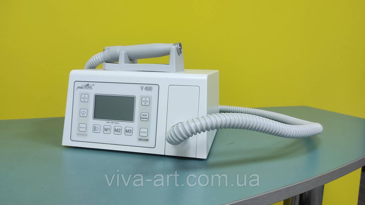 Аппарат с пылесосом Podotronic V 400, 40 000 об. / мин., Германия