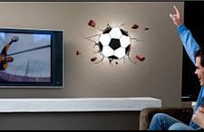 Нічник 3D football light світильник футбольний м'яч, фото 3
