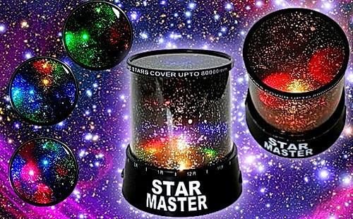 Нічник Star Master + адаптер
