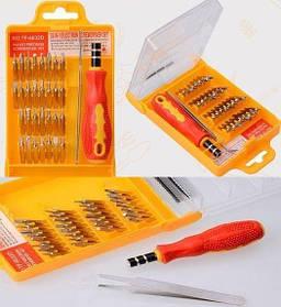 Набір викруток інструментів 32 в 1, для ремонту телефонів і електроніки