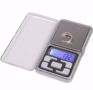 Ваги ювелірні ваги електронні Кишенькові, фото 2